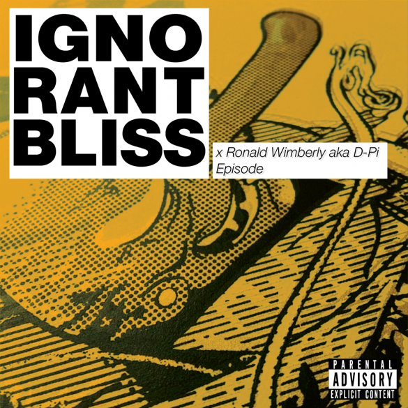 ignorant-bliss-Ron-cover-logo